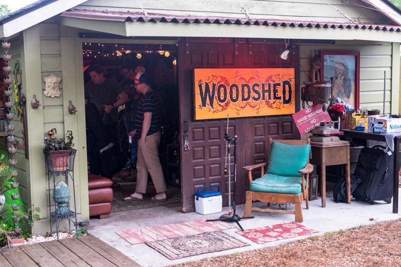 The Woodshed 2013