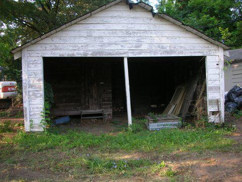 The Woodshed in 2009