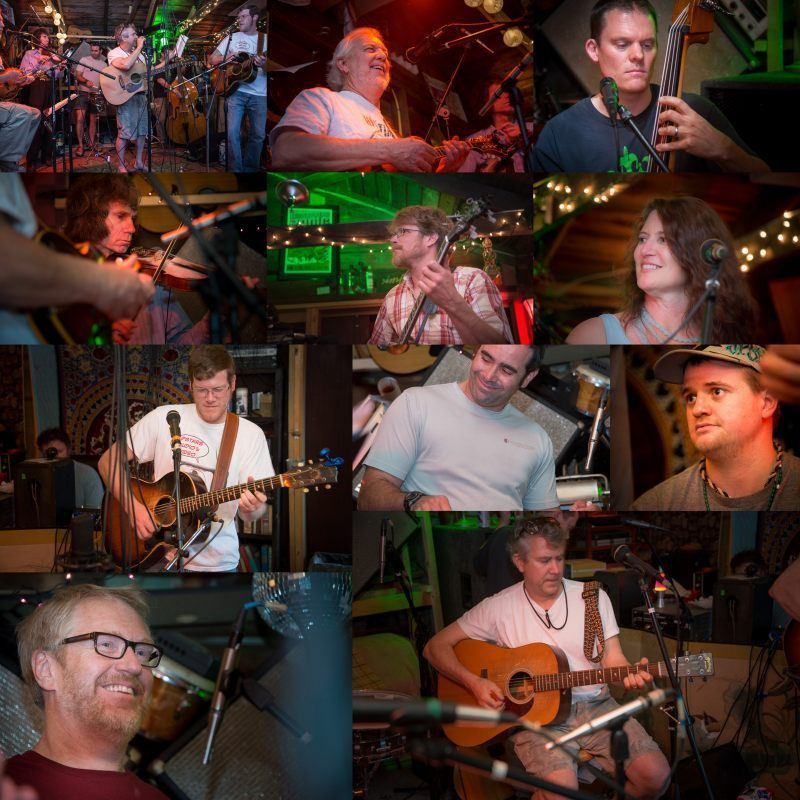 Tom Hall & The Plowboys 2013-05-09